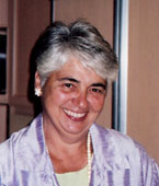 Susan Ottison, Secretary of the Foundation Board,