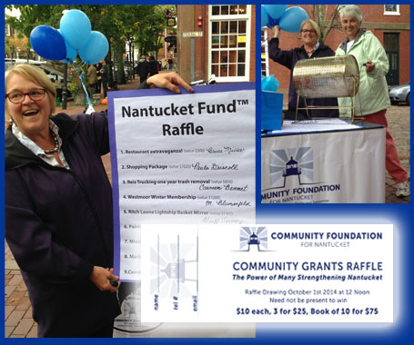 The Nantucket Fund™ Raffle Winners