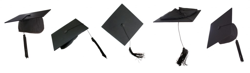Graduate-Caps-In-Air